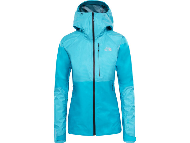 The North Face Summit L5 FuseForm GTX C-Knit Jacket Dame bluebird fuse